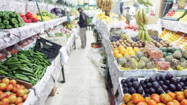 ''حماية المستهلك'': ارتفاع ''جنوني'' بأسعار الخضار والفواكه