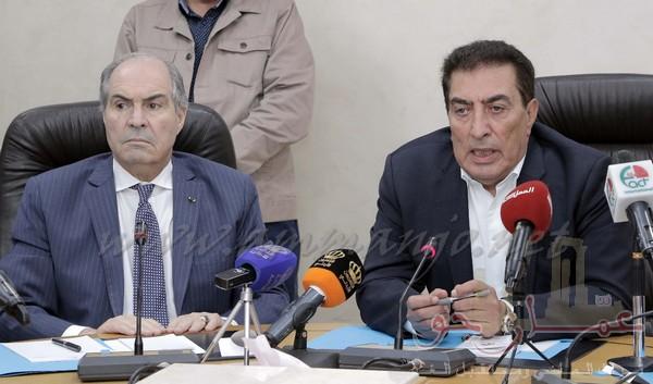 عاجل  ..  مجلس النواب يعلن تأجيل عقد أي حوارات بشأن تعديلات الضريبة - صور
