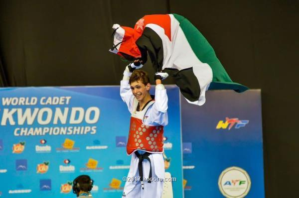 6 ميداليات للأردن ببطولة آسيا لناشئي التايكوندو