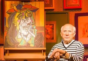بسبب الضرائب ..  إبنة بابلو بيكاسو تضطر لتسليم لوحاته للسلطات الفرنسية