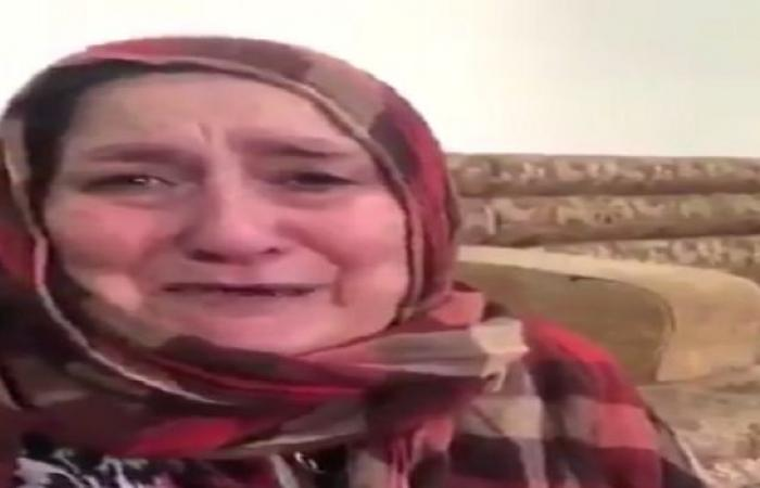 شاهد ..  أم أردنية اختفى أبناؤها الخمسة ببحر تبوك تستغيث
