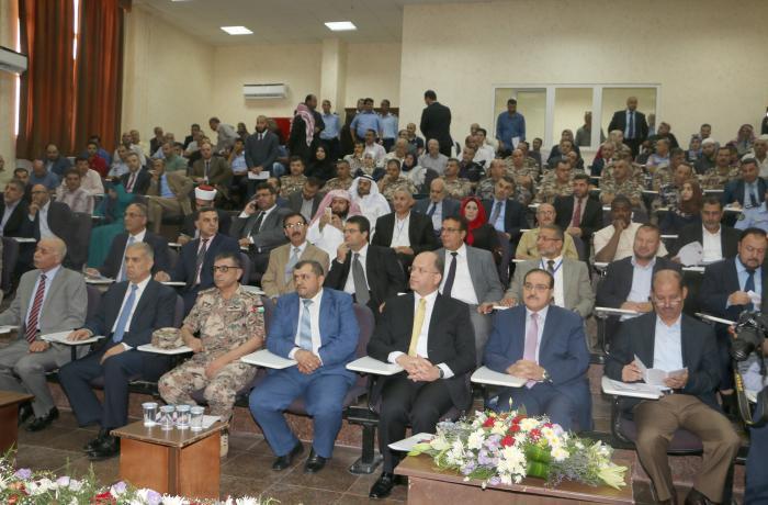 افتتاح فعاليات مؤتمر كليات الشريعة في مؤتة