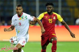 منتخب غانا يتعثر بشكل مفاجئ أمام بنين