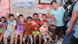 """لبنان ..  مبادرة لتخفيف قسوة الحياة على أطفال """"باب الرمل"""""""