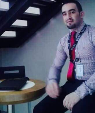 صدام ذيابات بماذا يهنئ صديقه عبد الكريم ذيابات