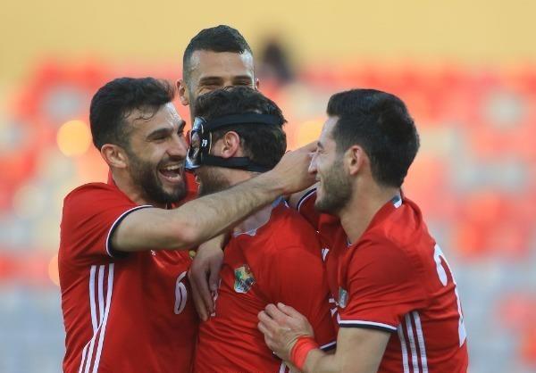 الأردن يختبر قدراته أمام ألبانيا استعدادا لكأس آسيا