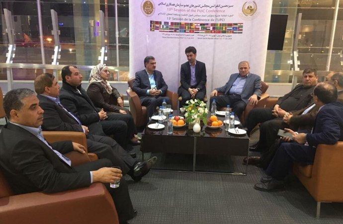 وفد أردني يصل طهران للمشاركة بمؤتمر لمنظمة التعاون الاسلامي
