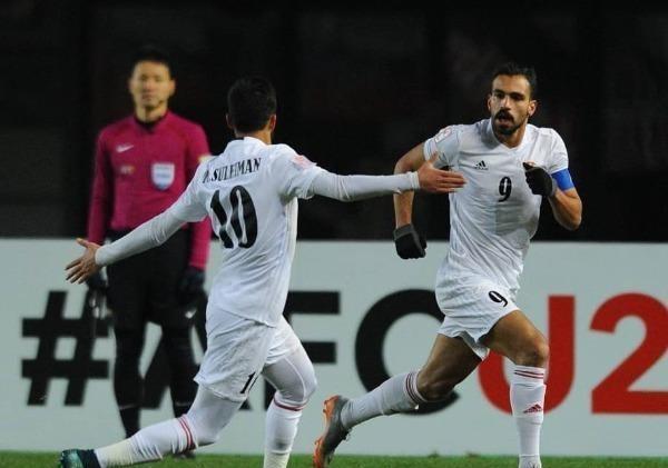 ضربة قاسية للأردن الأولمبي في كأس آسيا