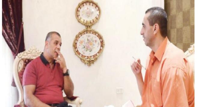 أبو عابد يفتح النار ويكشف خفايا ما يدور في الاتحاد والمنتخب - فيديو