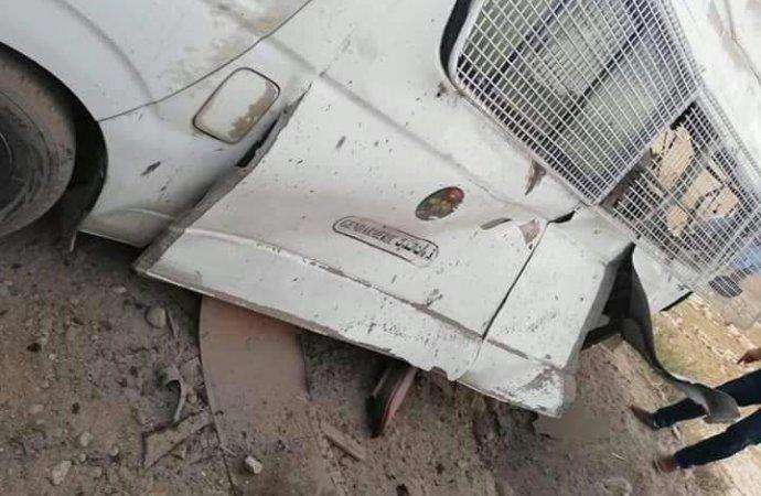 الفحيص : استشهاد دركي وإصابة 6 آخرين إثر انفجار قنبلة غاز بالخطأ