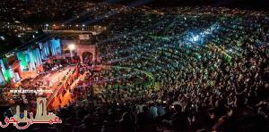 """فنانون أردنيون يؤكدون أن """"مهرجان جرش"""" يعبر عن الوجه الحضاري للأردن"""
