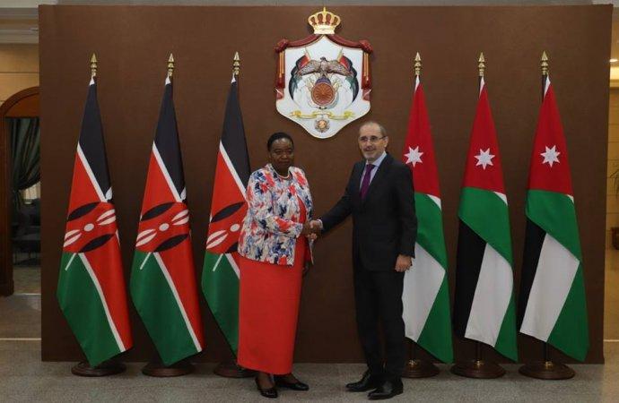 لجنة أردنية كينية لدراسة الاتفاقيات الواجب توقيعها بين البلدين