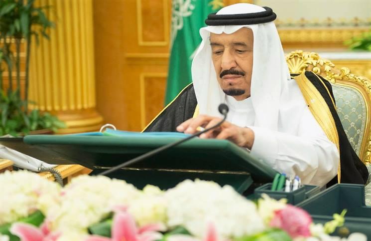 """مجلس الوزراء السعودي: لا تراجع عن """"البيان الرباعي"""" حتى تلتزم قطر بمطالبنا"""