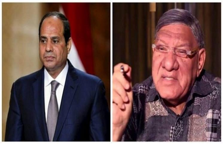 إعلامي مصري: مستعد ألحس الأرض التي يمشي عليها السيسي!