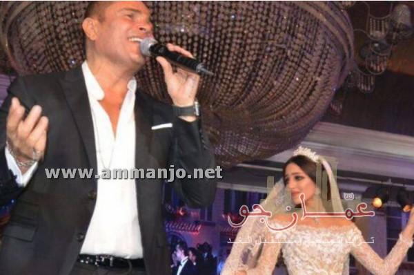 من العروس التي غنى لها عمرو دياب وشريف منير؟