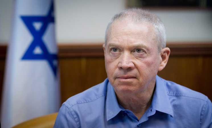 وزير إسرائيلي يطالب بانسحاب إيران وحزب الله من سوريا