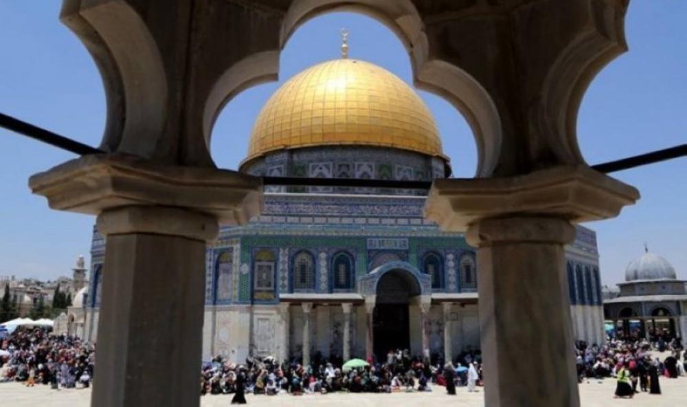 رابطة علماء الاردن تدين الممارسات الصهيونية بحق المقدسات