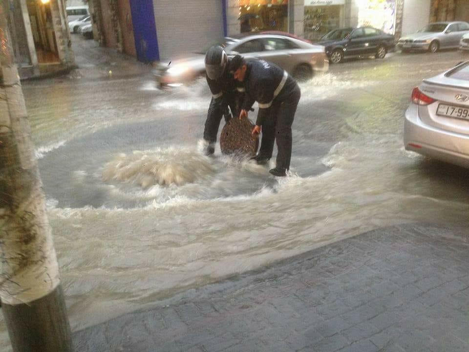 نشامى الأمن العام  ..  في الميدان