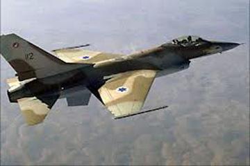 طائرة اسرائيلية تخرق الاجواء اللبنانية