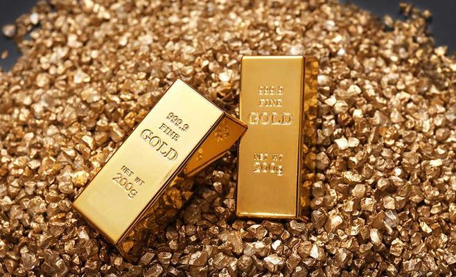 الذهب يقفز لقرب أعلى مستوى في 4 أشهر