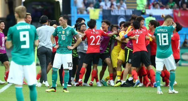 كوريا الجنوبية تركل بطل العالم خارج المونديال