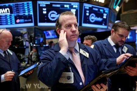 تراجع حاد للأسهم الأميركية