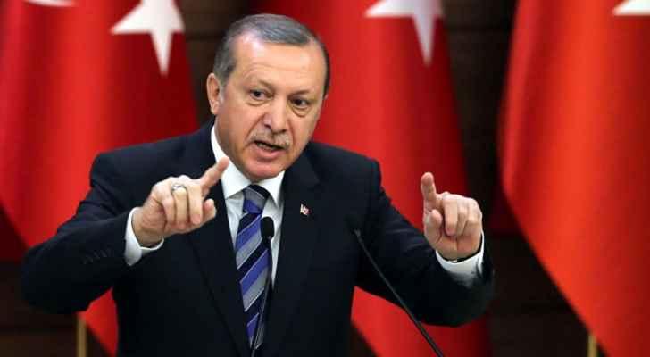اردوغان: أنقرة لن تخسر الحرب الاقتصادية