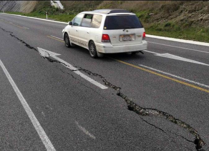 زلزال قوي يضرب جزيرة تونجا بالمحيط الهادي