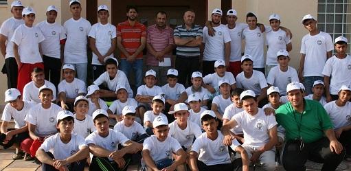 انطلاق المعسكر التطوعي لمديرية شباب محافظة البلقاء