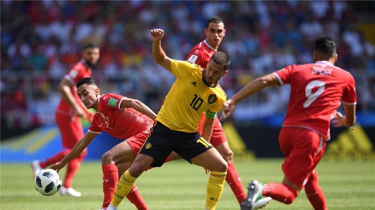 تونس تتعرض لخسارة موجعة أمام بلجيكا