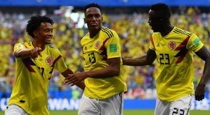 مونديال روسيا: كولومبيا واليابان الى الدور الثاني