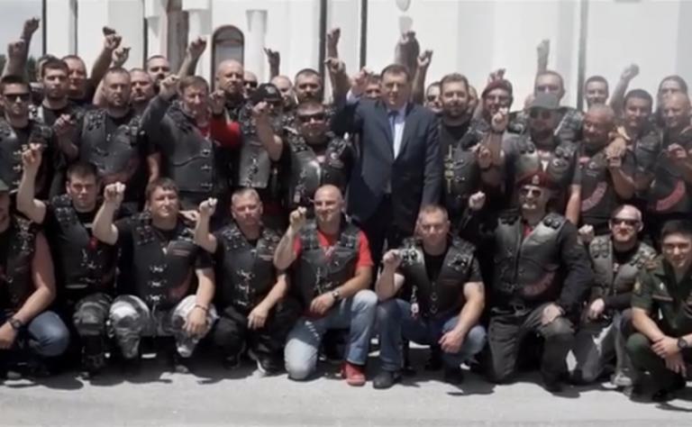 زياد بشيروفيتش : ميلوراد دوديك يدرب قواته في الشرق الأوسط