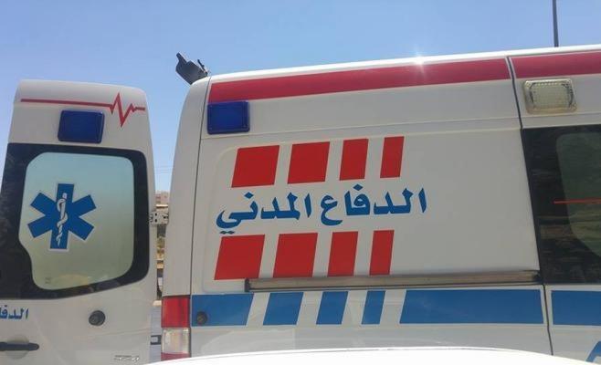 وفاة شخص وإصابة 3 آخرين بحادث تصادم في شارع الأردن