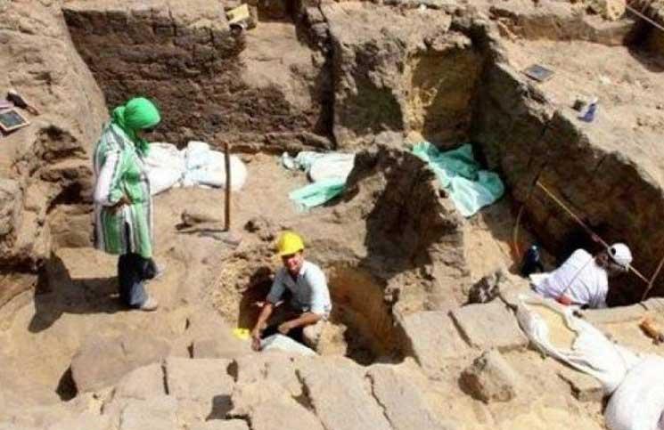 اكتشاف أقدم قرية في مصر تعود إلى العصر الحجري