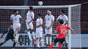المنتخب الأولمبي يودع بطولة كأس آسيا تحت 23 عاما