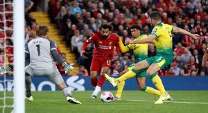 ليفربول يجتاز نورويش سيتي بسهولة في كأس الرابطة