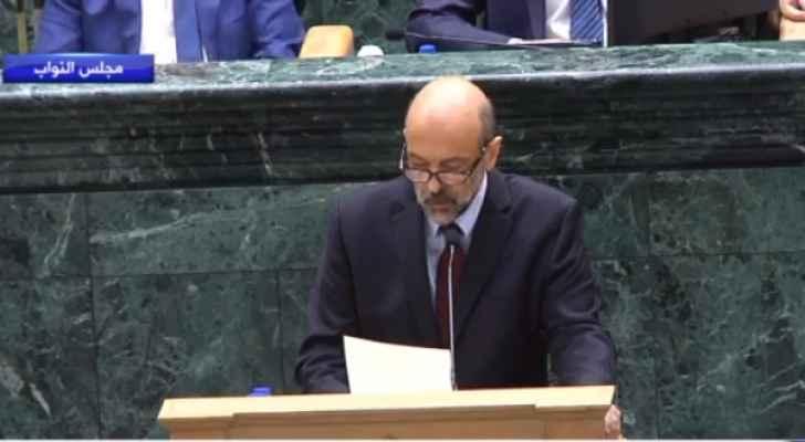 الرزاز: المواطن الأردني ضاق ذرعا من الحكومة