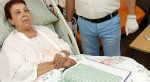 رجاء الجداوي تكشف تفاصيل إصابتها بكورونا من سرير العزل