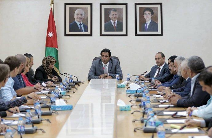 """""""حريات النواب"""": الأردن أنموذج في حقوق الإنسان"""