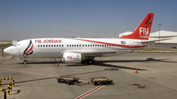"""شركة سولتير""""فلاي جوردن"""" للطيران تحصل على اعفاء مالي من مؤسسة الضمان ..  والاخيرة تعيد النظر بالقرار  ..  وهذه هي التفاصيل"""
