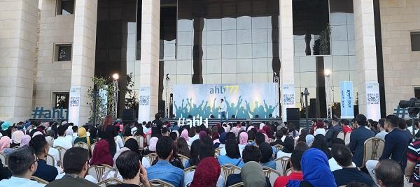"""البنك الأهلي الأردني يطلق برنامج """"Ahli777"""" الأول من نوعه على مستوى القطاع المصرفي لتطوير قدرات الطلبة الجامعيين وتوظيفهم"""