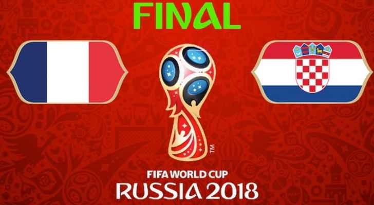 """مونديال روسيا 2018: العالم بانتظار """"المباراة الذهبية"""" اليوم"""