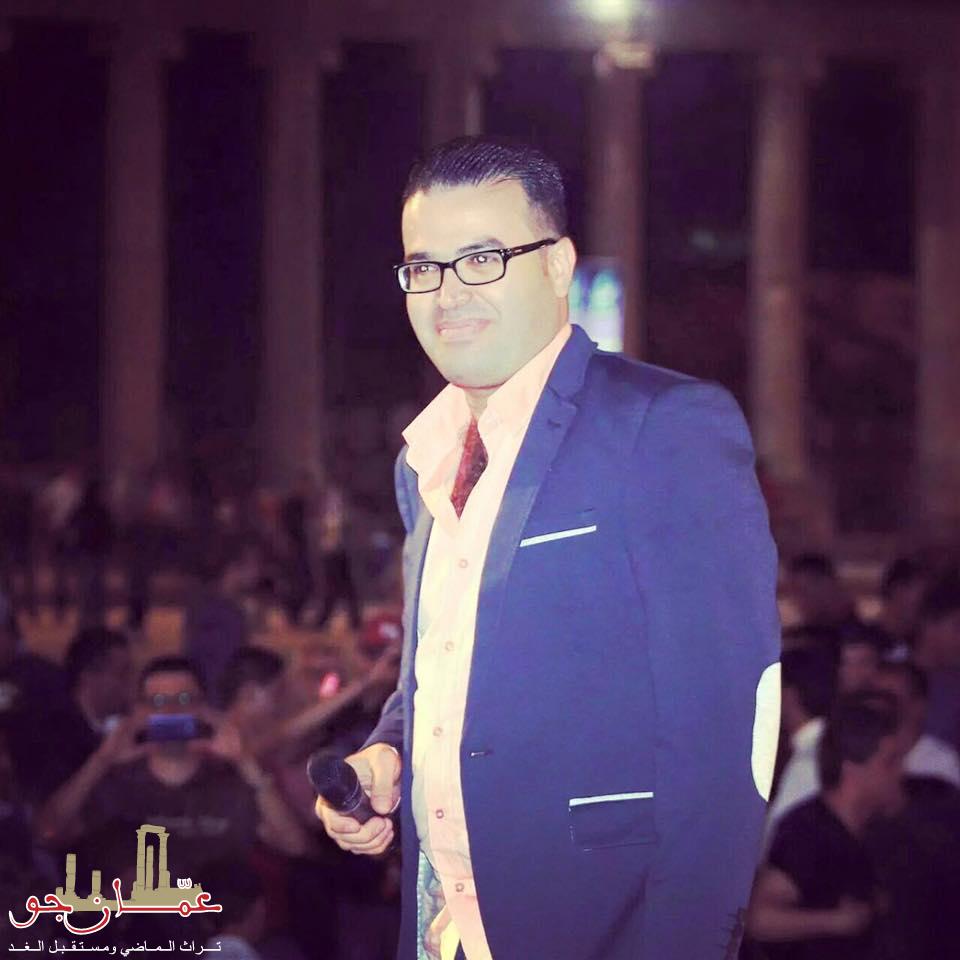 بسام حاطوم لـــ عمان جو الاردن البلد الذي تعتز به