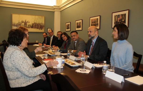 الرزاز يلتقي رئيسة لجنة المخصصات المالية في مجلس النواب الأمريكي