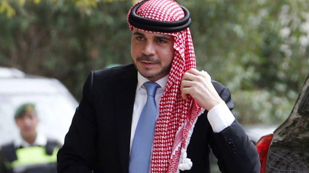 الامير علي ينعى فقيد الكرة الاردنية خالد عوض