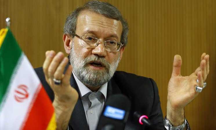 رئيس البرلمان الإيراني: الاتفاق النووي سينهار إذا انسحبت أمريكا