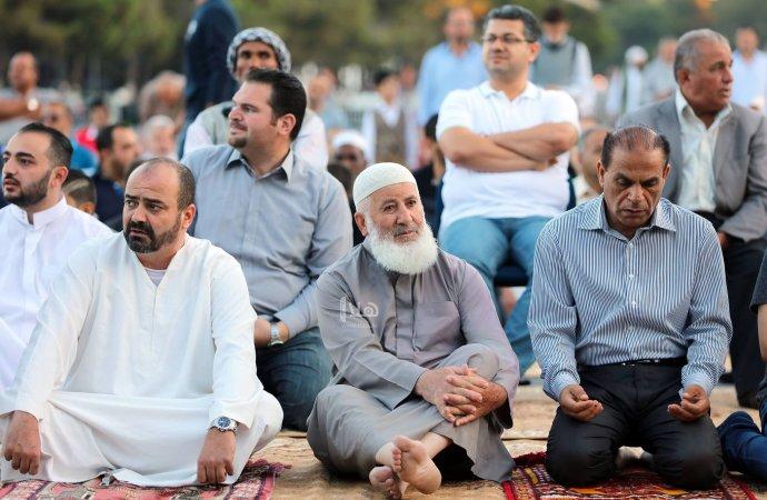 """""""الاوقاف"""" تنشر مصليات وأسماء خطباء العيد في المملكة"""