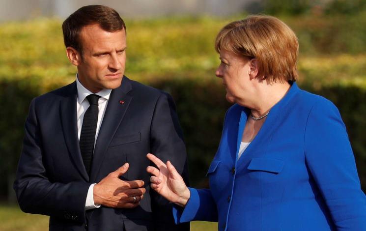 """ماكرون يتحدث عن """"أجواء هادئة"""" في ثاني أيام قمة الناتو"""