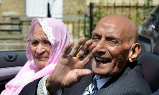 أطول زواج في العالم يعلن نهايته بعد 90 عاماً!