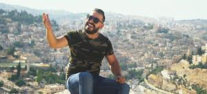 """محمد مازن يطلق أغنيته الجديدة """"السلط المزيونة"""""""